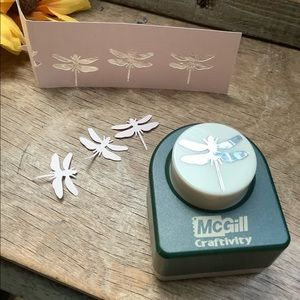 McGill Dragonfly Paper 📝 Cutter